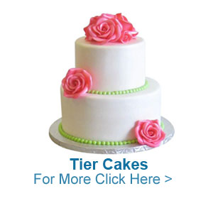 Tier Cakes to India