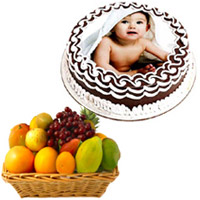 Send Gifts to India Online : Fresh Fruits to India