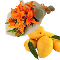 Fresh Fruits Delivery India : Rakhi Gifts to India