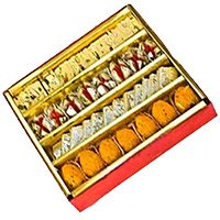 Send Rakhi Sweets to India