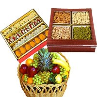 Order Online Rakhi Gifts to India