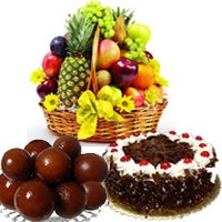 Deliver Rakhi with Sweets in Jaipur