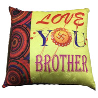 Deliver Online Cushions Gifts to India