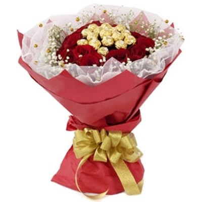 Send Flowers And All Types Of Gifts Delivery To Mumbai Image 1